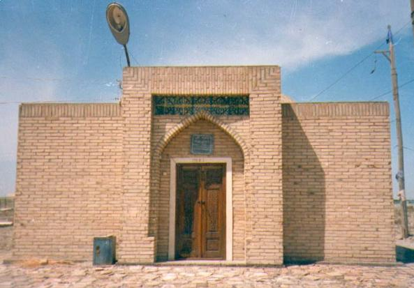 12- Fuad Yusufoğlu Ali Ramireni (Radiyallah-u anhu) nin türbeleri