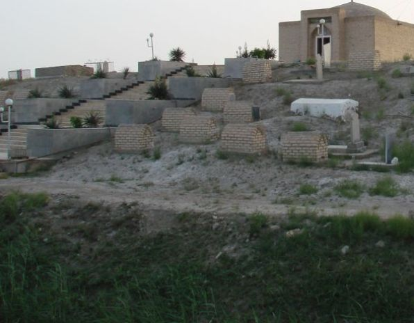 12- Fuad Yusufoğlu Ali Ramiteni (r.a.) nin mübarek kabirleri