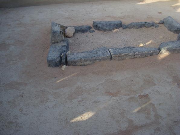 DSC00050  Fuad Yusufoğlu Hazret-i Osman (Radiyallah-u anhu) nın mübarek kabirleri Baki' kabristanlığı