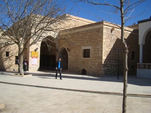 DSC01319   Fuad Yusufoğlu Musa bin Mahin el-Mardini Ez-Züli (r.a.) nin mübarek markadları