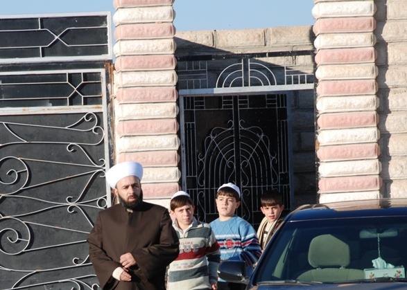 DSC_3917  Fuad Yusufoğlu Muhammed Muta' hazretleri (k.s.) Tel İrfan'da